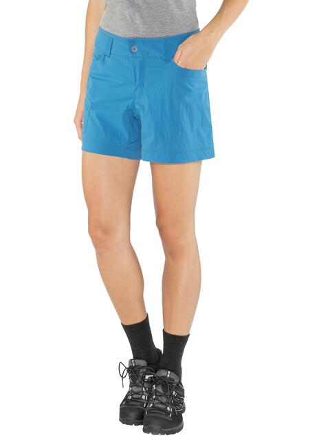 Arc'teryx Parapet Spodnie krótkie Kobiety niebieski